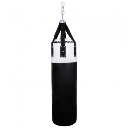 Punching Bag Made of Triple-Play Full Grain Leather