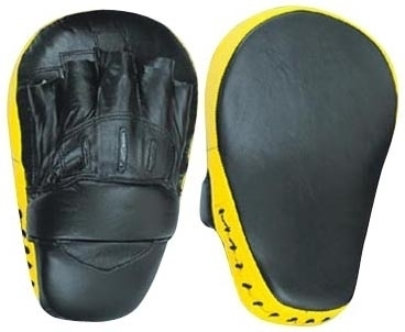 Focus Pad Made of Genuine Leather / Synthetic Leather