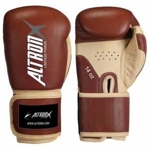 Boxing Gloves Made of 100% Genuine Cowhide Leather
