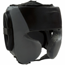 Head Guard Made of Genuine / Synthetic Leather