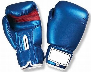 Hand Mold Made Of Triple Layered High Density Latex Foam Boxing Gloves