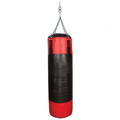 Punching Bag Made of Heavy Duty Genuine / Synthetic / Fine Split Leather