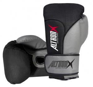Training Boxing Gloves Made of Synthetic Leather Gloves