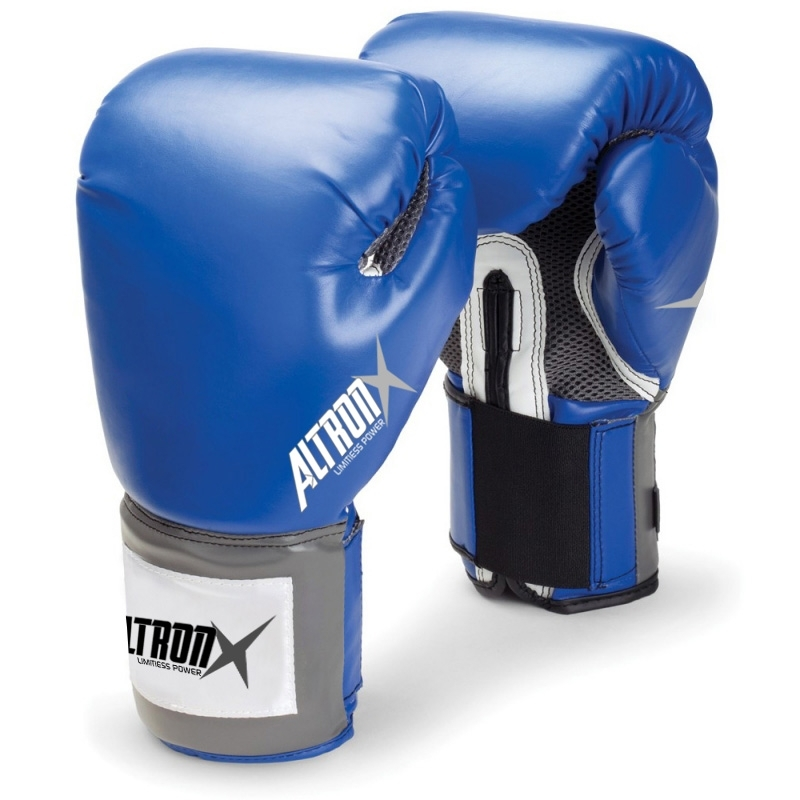 Blue Boxing Gloves, High Quality Boxing Gloves