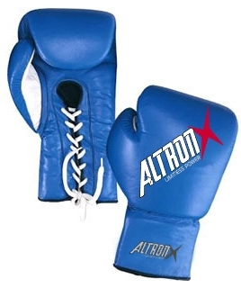 Champion Boxing gloves made of Artificial Leather / Genuine Leather Boxing .